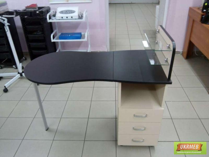 Маникюрный стол своими руками фото