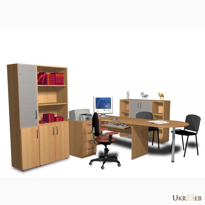Фото 3. Мебель для офиса по складской программе в Киеве от Дизайн-Стелла