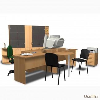 Мебель для офиса по складской программе в Киеве от Дизайн-Стелла