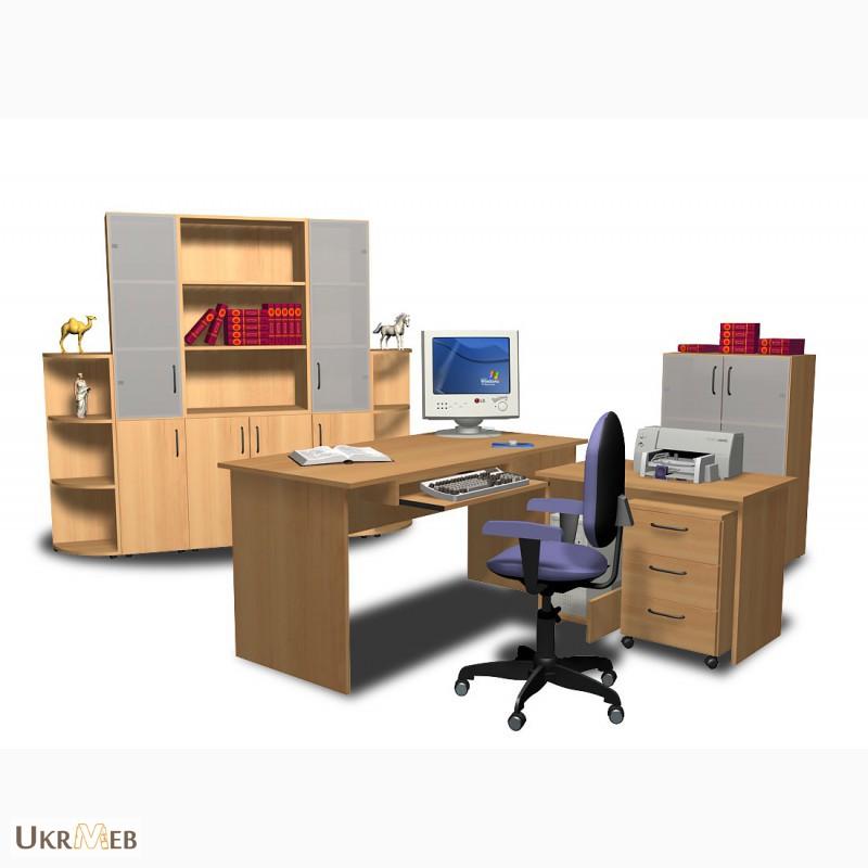 Фото 4. Мебель для офиса по складской программе в Киеве от Дизайн-Стелла