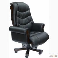 Кресло руководителя Ca 1395 кожа люкс темно-коричневого или черного цвета