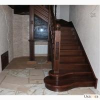Лестницы деревянные под заказ