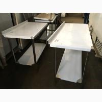 Столы производственные новые всегда в наличии для ресторанов, кафе
