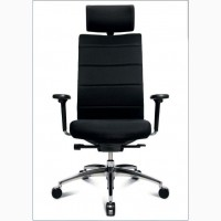 Кресло офисное WAGNER ErgoMedic 100-4 Черный T20