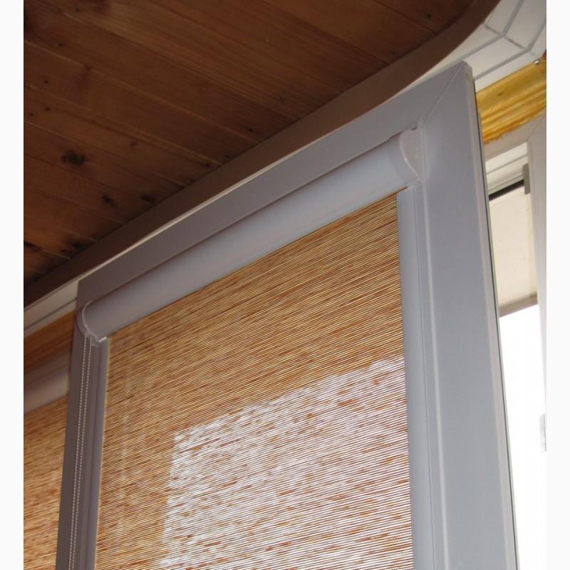 Фото 3. Рулонные шторы: в спальню, офис, на кухню и балкон в Одессе