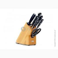 Набор ножей на подставке Wüsthof Knife block, 7 предметов, Natural wood