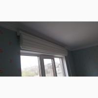 Римские шторы: в спальню, офис, на кухню и балкон в Одессе