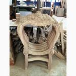 Мастер изготовит каркасы из дерева для кресел, диванов