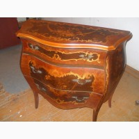 Реставрация антикварной мебели Харьков