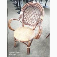 Кресло б/у из лозы
