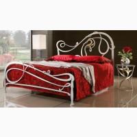 Кровать кованая оригинальная