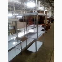 Стол из нержавейки стол производственный стол разделочный для кафе по цене б/у