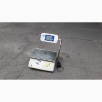 Продам бу электронные весы UNS-15