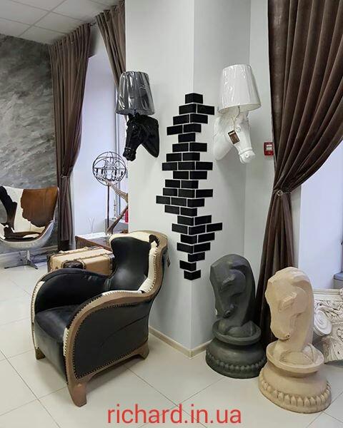 Фото 2. Кресло «Седло» – правильный выбор для вашей гостиной, кухни, прихожей, офиса…