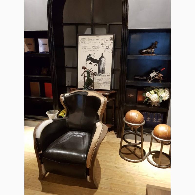 Фото 3. Кресло «Седло» – правильный выбор для вашей гостиной, кухни, прихожей, офиса…