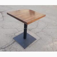 Мебель б/у деревянная, столы 600х600 б/у для кафе и баров