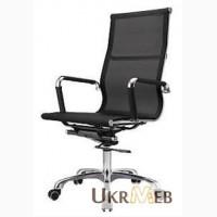 Офисные кресло Мираж сетка, купить кресло офисное Мираж сидение и спинка сетка Киев