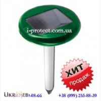 Ультразвуковой отпугиватель на солнечной батарее от земляных грызунов «ВК-0677»
