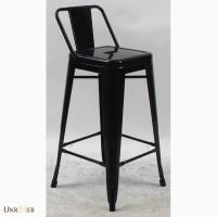Металлический полубарный стул Толикс Низкий, H-66см (Tolix Low, H-66cm) купить Украина