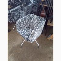 Кресло тканевое для кафе б/у