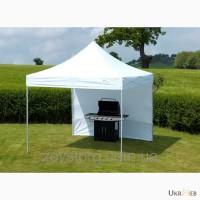 Раздвижной шатер 3х3м белый