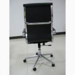 Офисное кресло для руководителя Q-04HBT черное, белое, кремовое, серое
