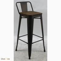 Металлический высокий барный стул Толикс Низкий, H-76см (Tolix Low, H-76cm) купить Украина