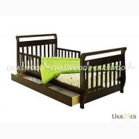 Кровать Лия из натурального дерева