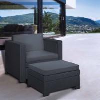 Provence Chillout Set голландська мебель из искусственного ротанга