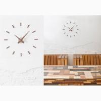 Красивые настенные часы Nomon Sunset Wall Clock, Walnut