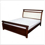 Деревянные кровати из массива березы