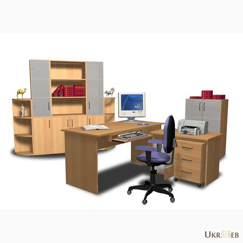 Фото 2. Письменные и компьютерные столы для дома и офиса от Дизайн-Стелла