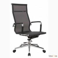 Офисное кресло для руководителя Q-07HBT сетка