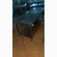 Стол с нержавеющей стали бу для кафе Мойка Бу