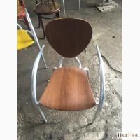 Продам алюминиевые стулья бу в отличном состоянии