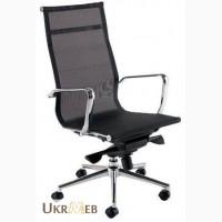 Офисное кресло для руководителя Q-07HBM сетка