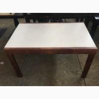 Продам стол деревянный раскладной б/у