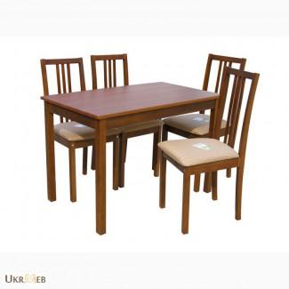 Стол и стулья Оптим
