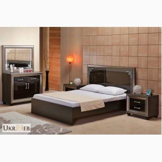 Спальня Элизабет (черная) embawood