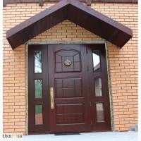 Двери входные (бронированные)