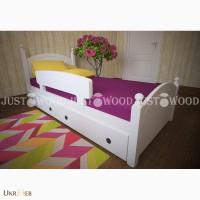 Детская кроватка Скрудж из натурального дерева
