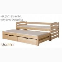 Детская кровать. Купить недорого с ящиками