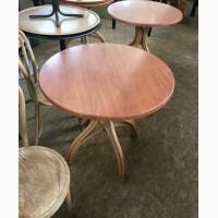 Стол круглый б/у для кафе, стол венский б/у