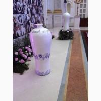 Роспись и декор ваз