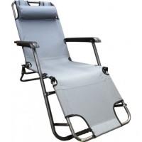 Садовое кресло лежак шезлонг раскладное