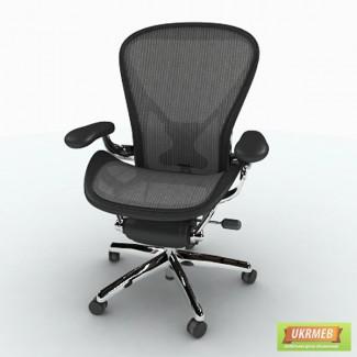 Кресло руководителя Aeron от Herman Miller