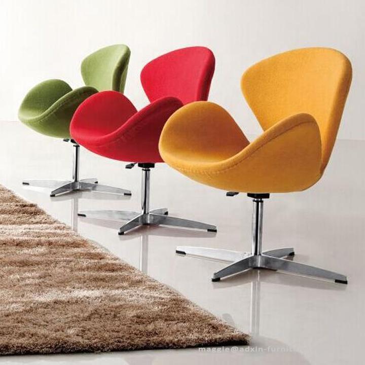 Мягкое кресло Сван, ткань, цвет зеленый, коричневый, серый
