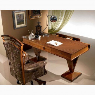 Классическое Кресло DANDY Extra luxury с позолотой, Италия