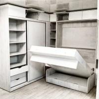 Мебель-трансформер Шкафкровать