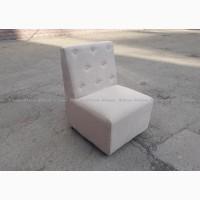 Кресла бу в кафе, бежевые кресла 600, мягкая мебель бу для бара ресторана